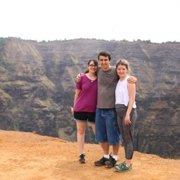 Waimea Canyon Hike In Kauai