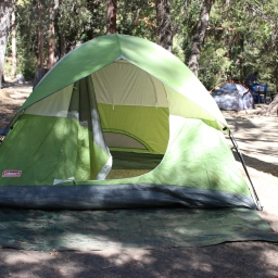 What I Brought For A One-Night Camping Trip